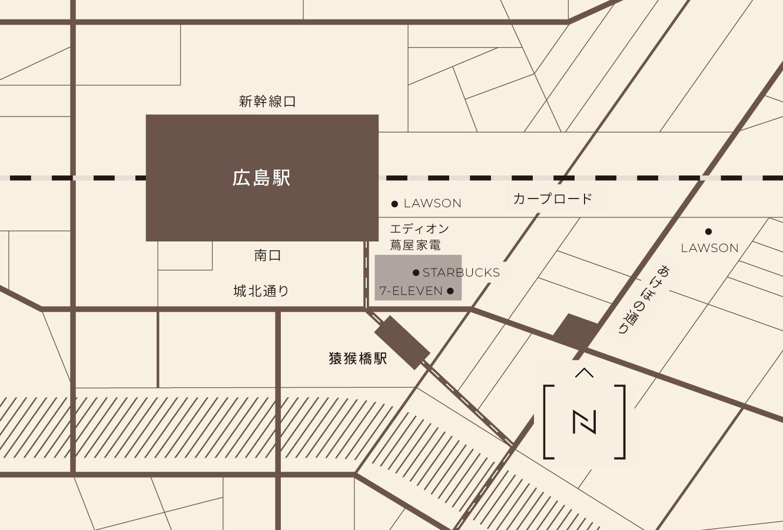 広島 駅前 ホテル ネスト ネストホテル広島駅前 オープン、広島に2店舗目